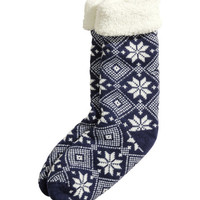 Pile-lined Ragg Socks - from H&M