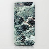 MARBLE 3 - for iphone iPhone & iPod Case by Simone Morana Cyla