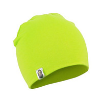 FUNOC® Baby Girl Boy Toddler Infant Kids Children Soft Cute Lovely Knit Hat Beanies Cap (Neon Yellow)
