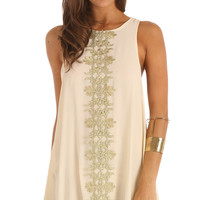 Party dresses > ROYAL DELIGHT DRESS IN CREAM