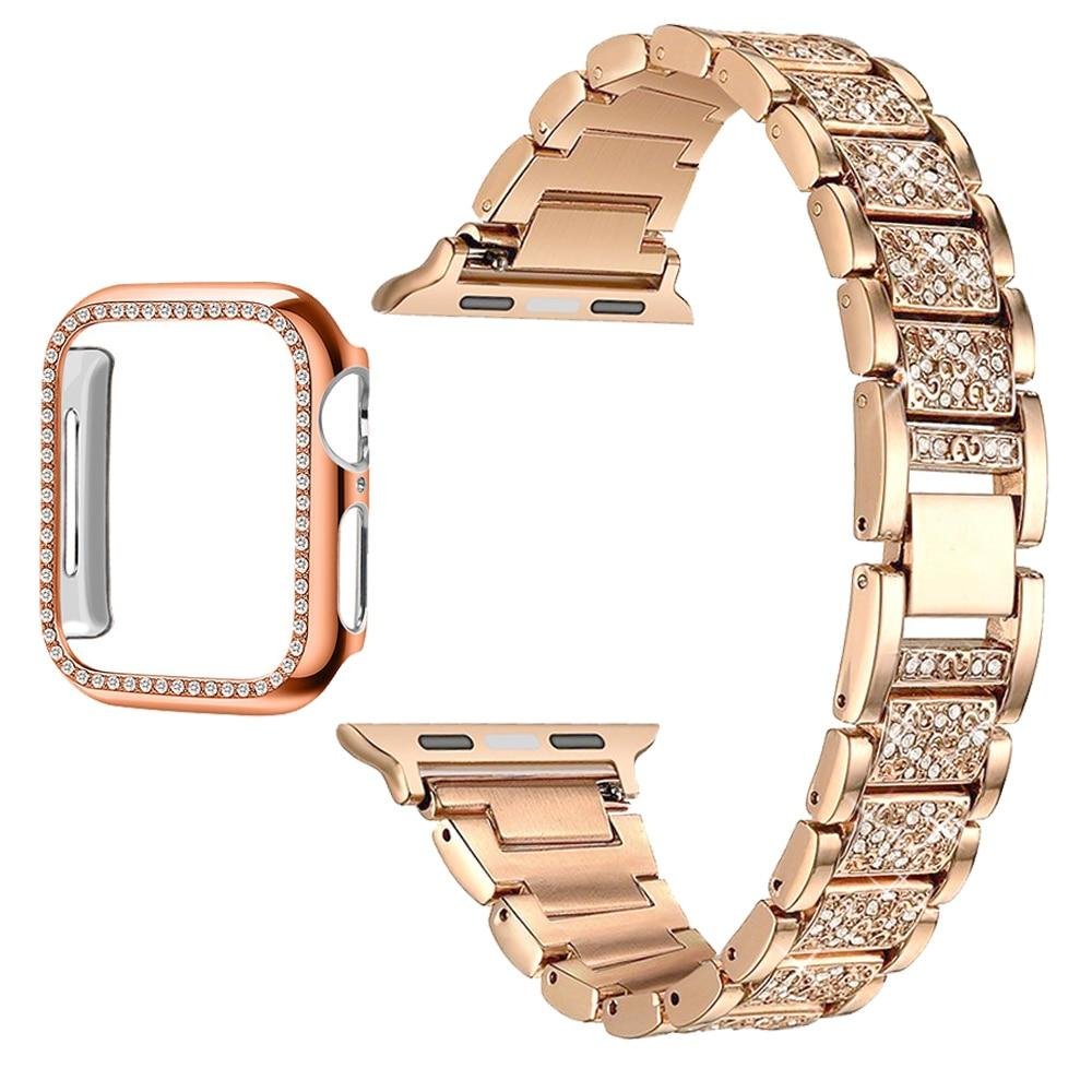 Image of Apple Watch Band Series 6 Stainless Steel Bracelet