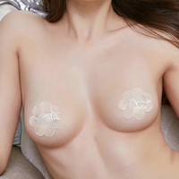 Sexy Backless Strapless Invisible Seamless Self-adhesive Sticky Bras