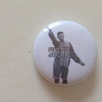 Swerve Will Smith Pinback Button (31mm)