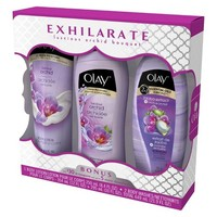 Olay® Exhilarate Orchid Holiday Gift Set