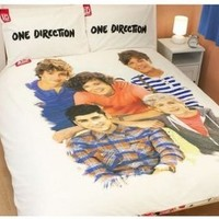 One Direction Crush Duvet Set for Double Bed