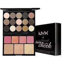"""NYX - Butt """"Naked"""" Turn the Other Cheek Palette - S132"""