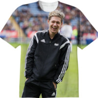 Niall Laughing created by niallhoransgf | Print All Over Me