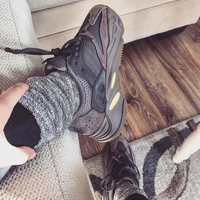 Adidas Yeezy 700 Runner Boost Fashion Casual Running Sport Shoes-12