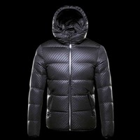 Winter Seamless Down Jacket Brand Clothing Thick White Duck Down Windproof Warm Coats Hooded Parka for Men and Women