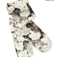 Aeropostale Womens Floral Tights