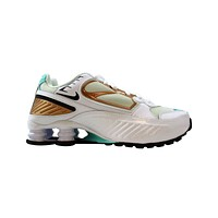 Nike Women's Shox Enigma Aura Green Rose Gold