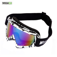 Motorcycle Riding Ski Goggle Glasses Safety Airsoft Goggle Glasses Cycling