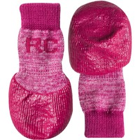 RC Pet Products Pink Heather Sport Pawks Dog Booties | Petco
