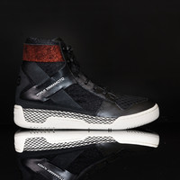 ADIDAS Y-3 YELD II BLK/BLK/WHT – PACKER SHOES