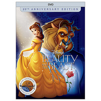 Beauty and the Beast 25th Anniversary Edition DVD | Disney Store