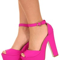 To Die For Heels: Fuchsia - What's New