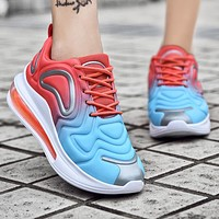 Running Shoes For Air Cushion Sneakers Mesh Breathable Fitness Trainers Sports Walking Shoes