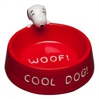 Peanuts - Snoopy Cool Dog Dog Bowl