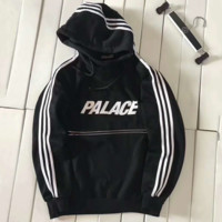 PALACE Women Man Fashion Embroidery Beads Top Sweater Pullover Hoodie G-A-GHSY-1