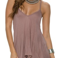 SWELL THROWBACK BACK DETAIL TANK