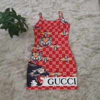 GUCCI Fashion Womens Dress