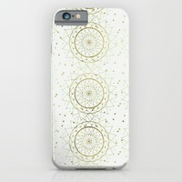 golden times; iPhone & iPod Case by Pink Berry Patterns