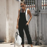 PREORDER - Candace Pocketed Jumpsuit