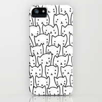 kitten iPhone & iPod Case by holli zollinger
