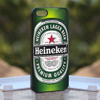 Heineken Lager Beer Premium Quality Paris MQL0201 - Design available for iPhone 4 / 4S and iPhone 5 Case - black, white and clear cases
