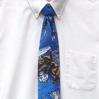 Transformers Necktie Neck Tie