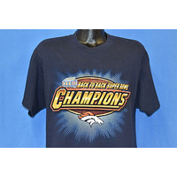 90s Denver Broncos Super Bowl XXXIII Champs t-shirt Large