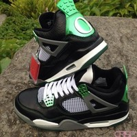 AIR JORDAN 4 (OREGON DUCKS)