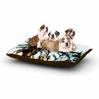 """Chelsea Victoria """"Tropico"""" Nature Photography Dog Bed"""