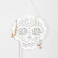 Plum & Bow Skeleton Jewelry Stand - Urban Outfitters