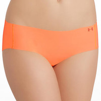 Under Armour Pure Stretch Hipster Activewear Panty 1251811 at BareNecessities.com