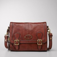 FOSSIL Handbag Collections Vintage Re-Issue:Womens Vintage Re-Issue Messenger ZB5189