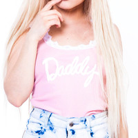 Womens - Tops - Daddy Doll Tank