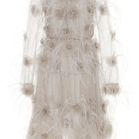 Embroidered Mini Dress | Moda Operandi