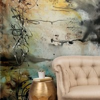 Madart Inc. Desert Surroundings Tapestry | DENY Designs Home Accessories