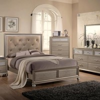 Lila 5 Piece Bedroom Set
