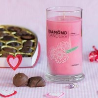 Romance Ring Candle