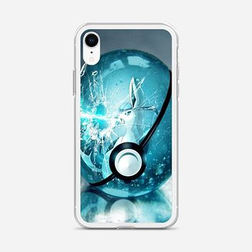 Pokemon And Pokeball iPhone XR Case