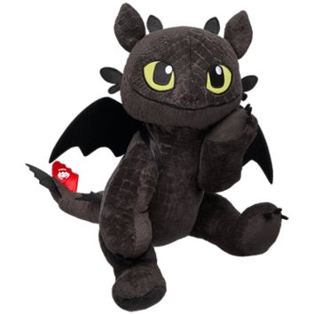 17 in. Toothless