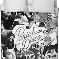 Panic! At The Disco Duvet
