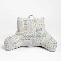Assembly Home Geo Print Boo Pillow- Multi One
