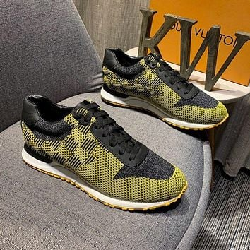 lv louis vuitton womans mens 2020 new fashion casual shoes sneaker sport running shoes 287
