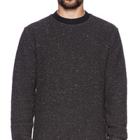 Blood Brother Anti Pullover in Charcoal