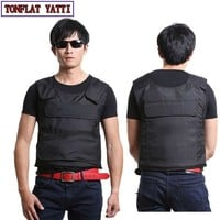 Bulletproof vest Tactical Aramid Aramid Protect life safety SWAT police security Military Protective  bullet proof vest Vest