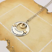 Stylish Shiny New Arrival Gift Jewelry Accessory Hot Sale Pendant Sweater Chain Necklace [9694084367]
