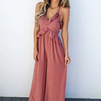 Endless Love Jumper: Dusty Rose